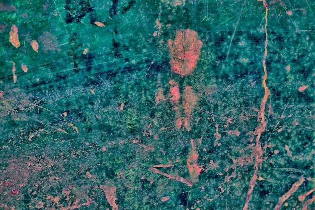 Grunge rosa e azul abstrato