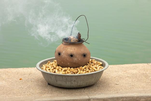 Grupo de amendoim