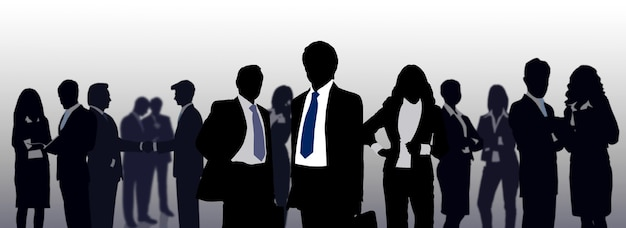 Grupo de empresários