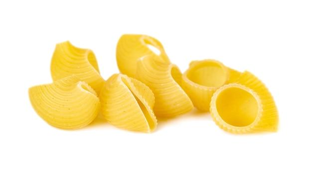 Grupo de macarrão. comida saudável.