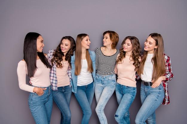 Grupo de mulheres juntas