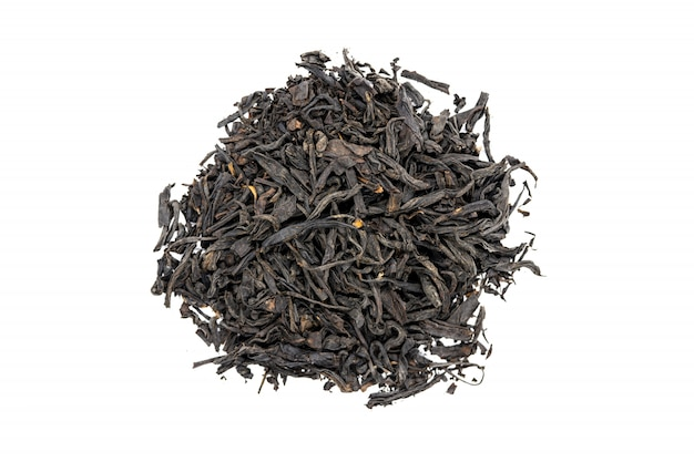 Grupo do chá do souchong de lapsang, ascendente isolado, próximo.