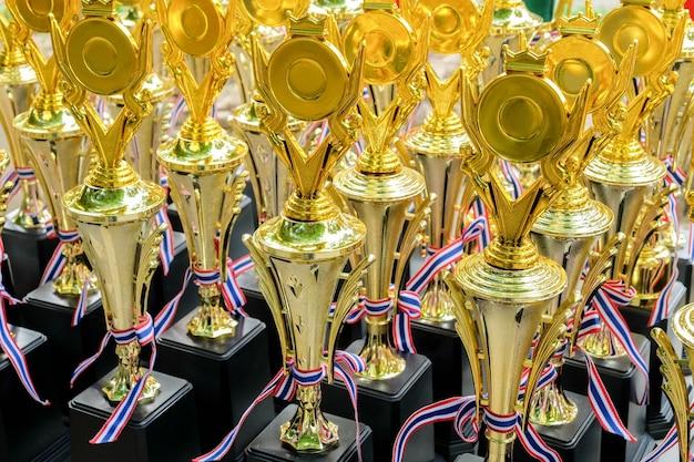Grupo dos troféus de ouro