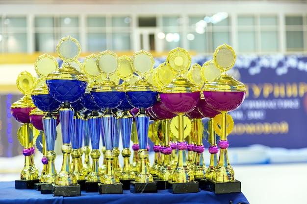 Grupo dos troféus ou taças