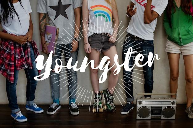 Grupo jovens