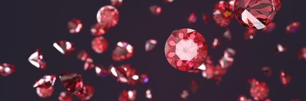 Grupo ruby gem diamond caindo