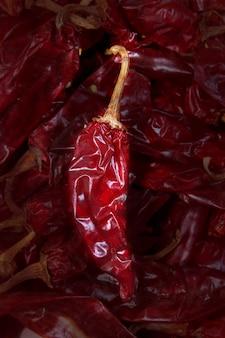 Guajillo chili acácia berlandieri pimenta seca