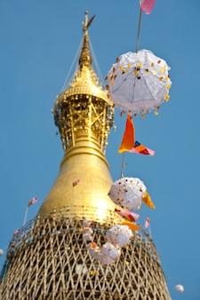 Guarda-chuva de decoração