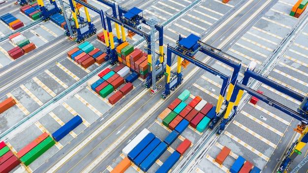 Guindaste de contêiner, guindaste de carga portuária para equipamentos portuários de caixas de contêineres.