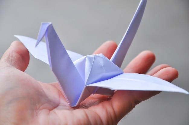 Guindastes de papel