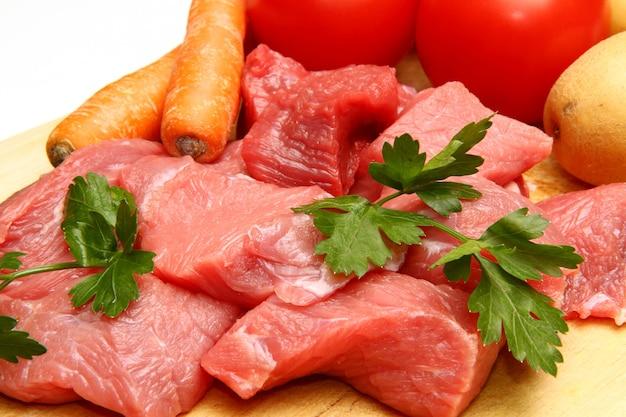 Guisado de carne