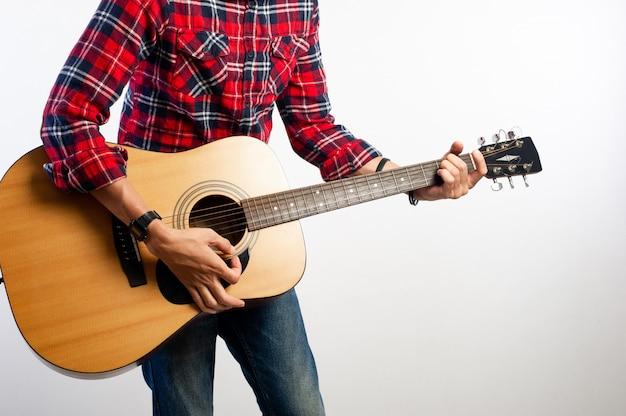 Guitarristas que amam música e são felizes. fotos para sua empresa