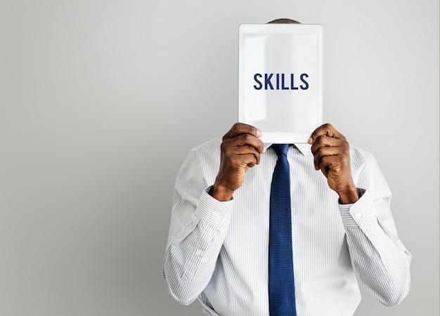 Habilidades inteligência ocupação recrutamento talento