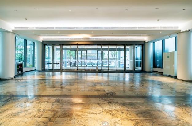 Hall de entrada do hotel