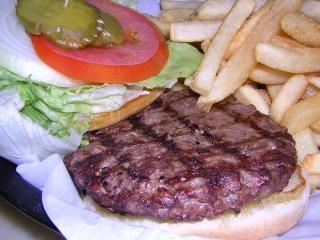 Hambúrgueres de qualquer maneira que você quiser, foodphotography