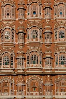 Hawa maha (palácio dos ventos) em jaipur