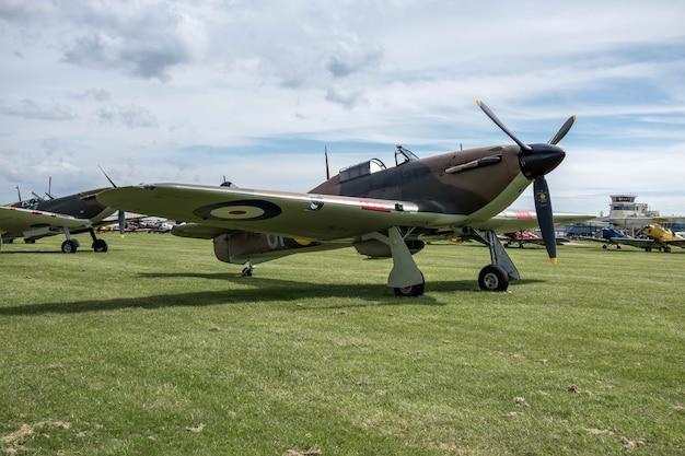 Hawker hurricane i r4118