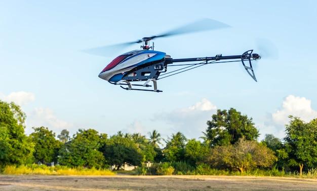 Helicóptero para controle remoto redio