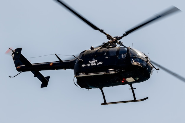 Helicoter messerschmitt