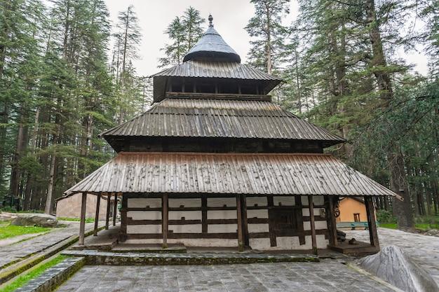 Hidimda devi temple