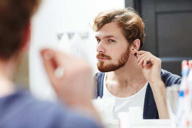 Higiene da orelha