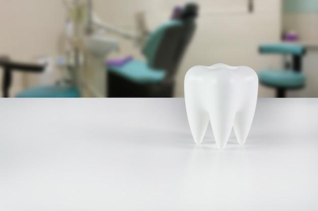 Higiene dental e educação dente, saúde, conceito de odontologia