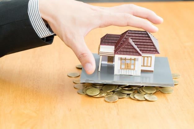 Hipoteca em casa
