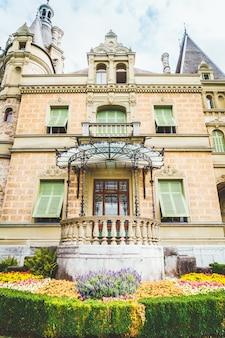 História do museu nacional do castelo hunegg na suíça