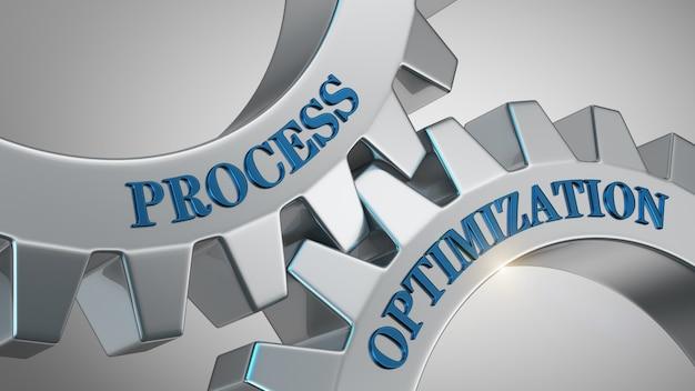 Histórico de otimização de processos