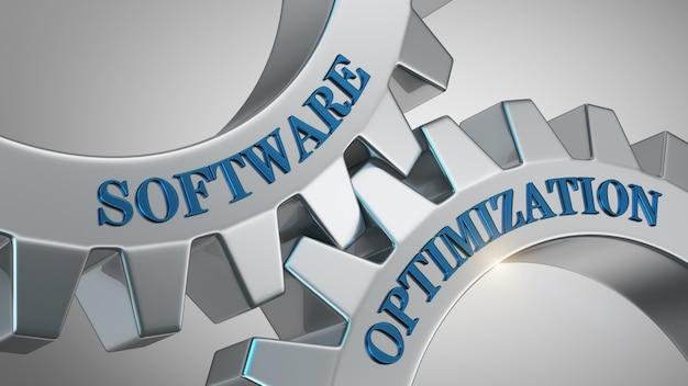Histórico de otimização de software