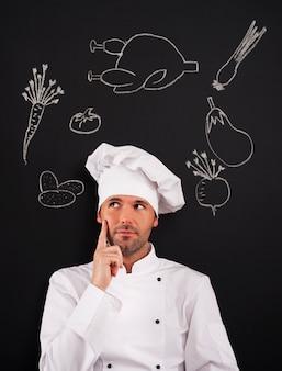 Hmmm ... o que posso cozinhar?