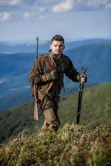 Homem caçador