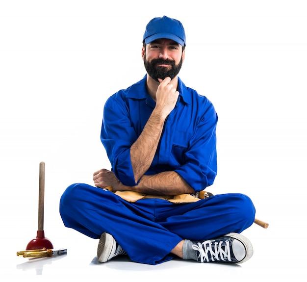Homem do canalizador