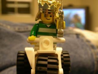 Homem lego