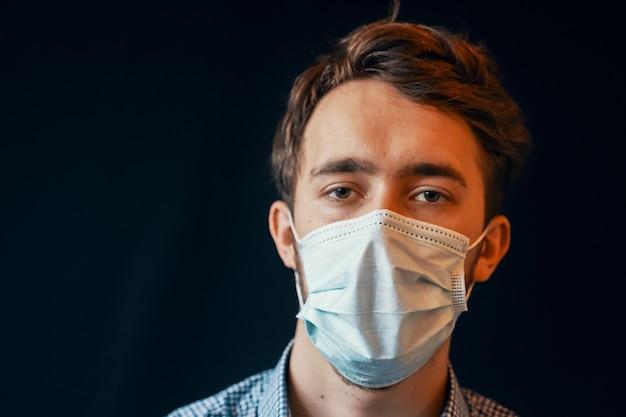 Homem máscara