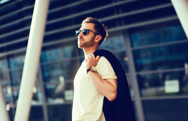 Homem na moda