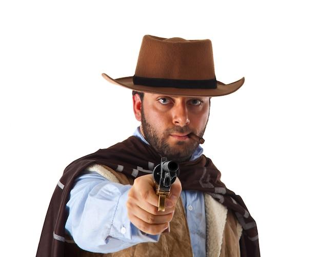 Homem no extremo oeste