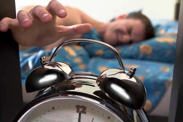 Hora de acordar o despertador