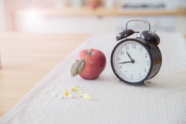 Hora de tomar vitaminas naturais