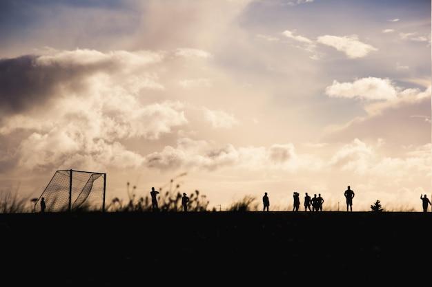 Hora do futebol