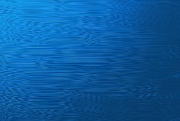Horizontal de fundo de textura de pincel de tinta azul