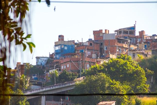 Hose hill houses no rio de janeiro, brasil.
