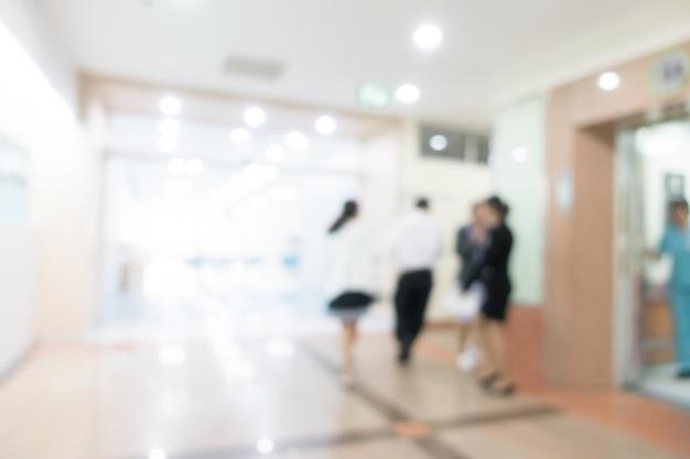 Hospital de borrão