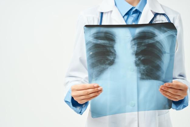 Hospital de diagnóstico de pesquisa de raio-x médica