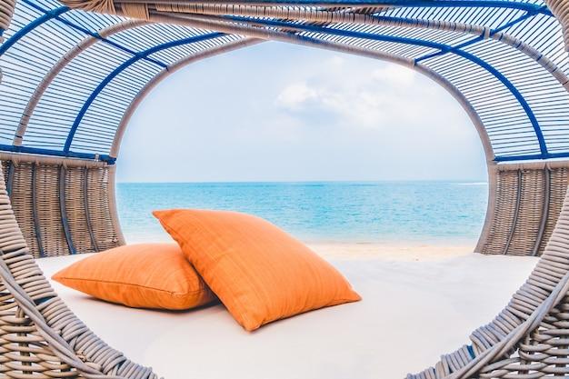 Hotel de luxo de estar deck de phuket