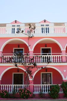 Hotel em zakynthos, grécia