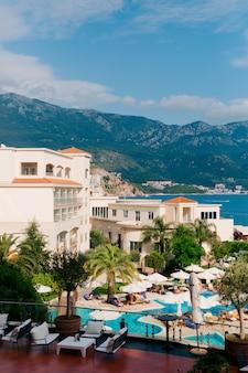 Hotel esplêndido em budva montenegro um hotel chique para os ricos i