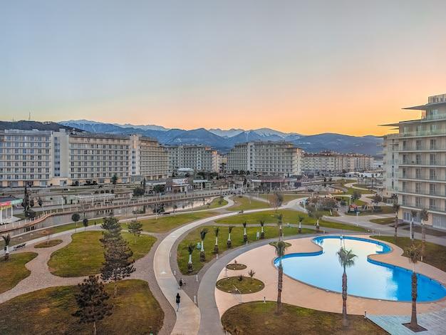 Hotel sochi park hotel