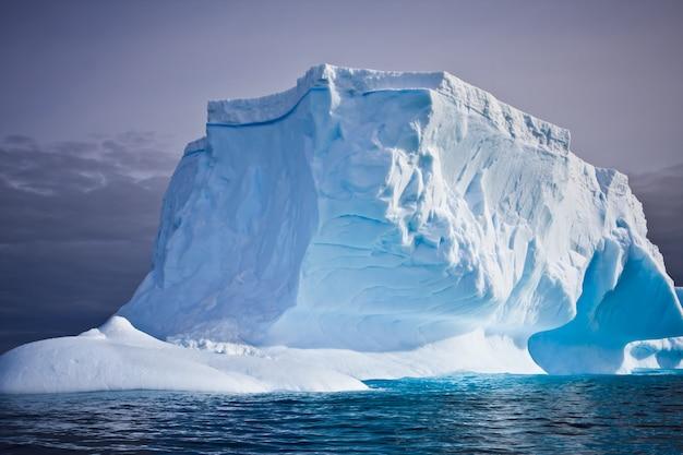 Iceberg antártico