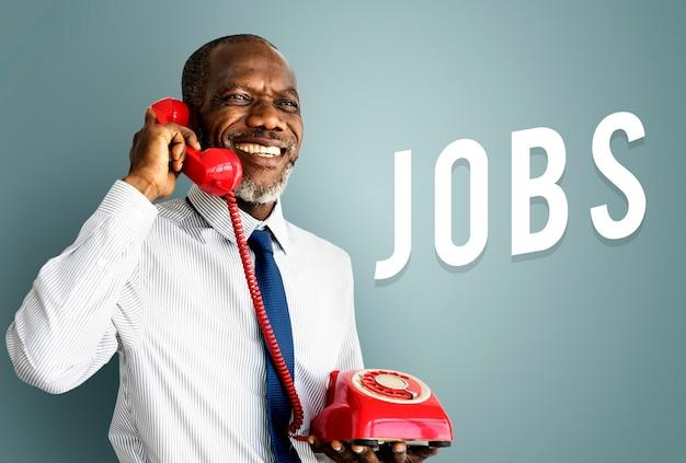 Ícone de contratação de oportunidades de emprego